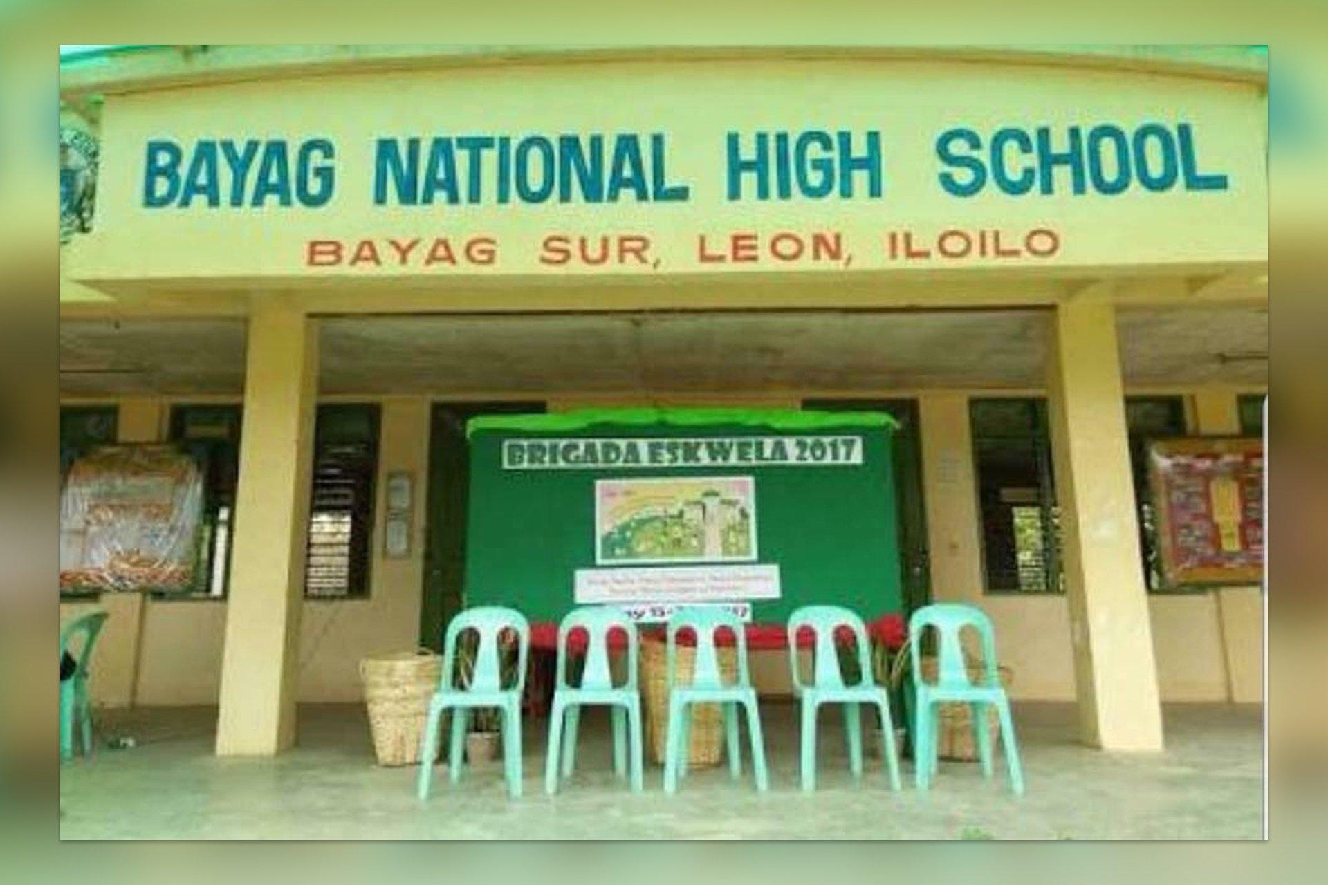 Bayag National High School