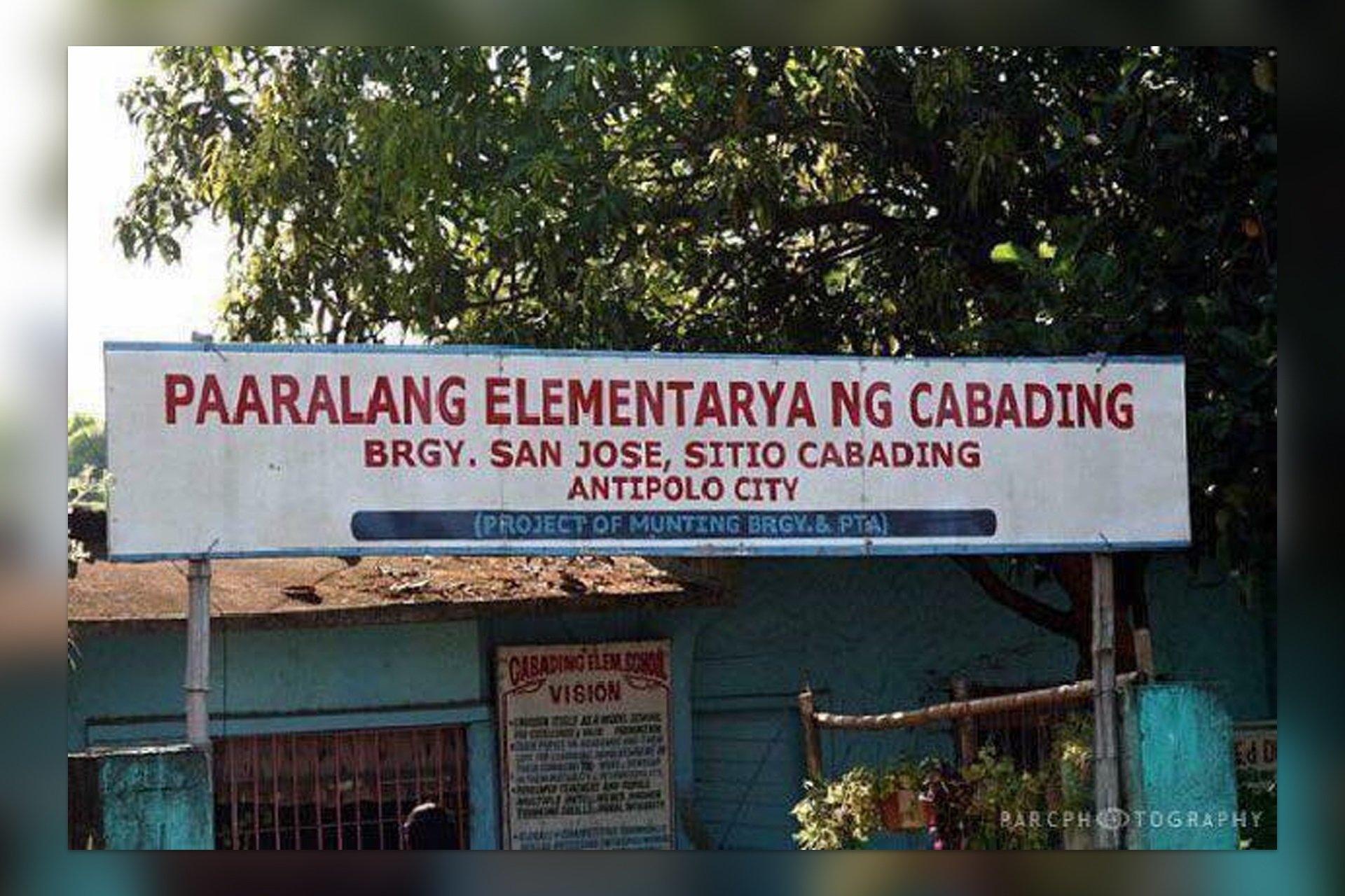 Cabading Elementary School