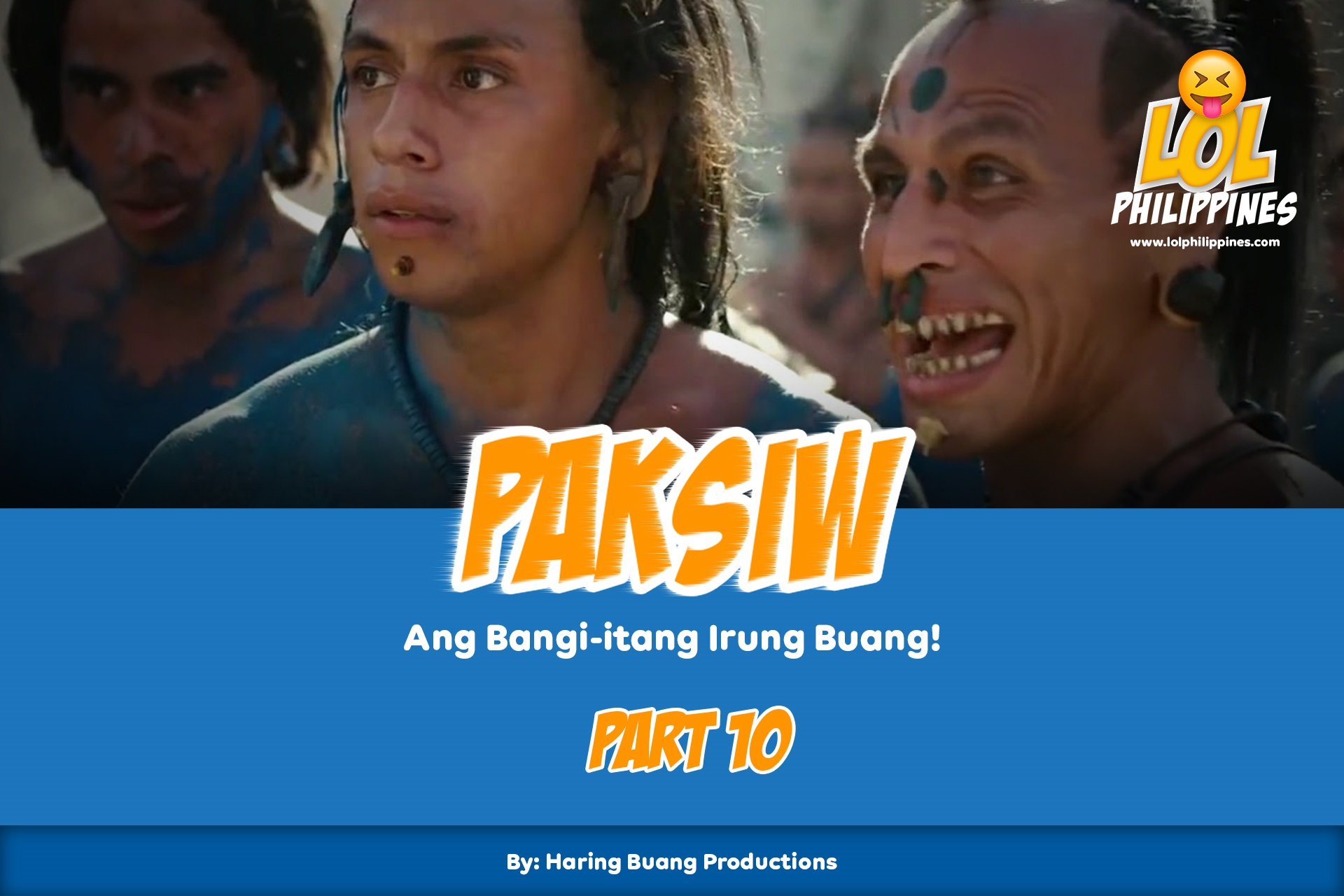 LOL Philippines Paksiw Part 10 Last
